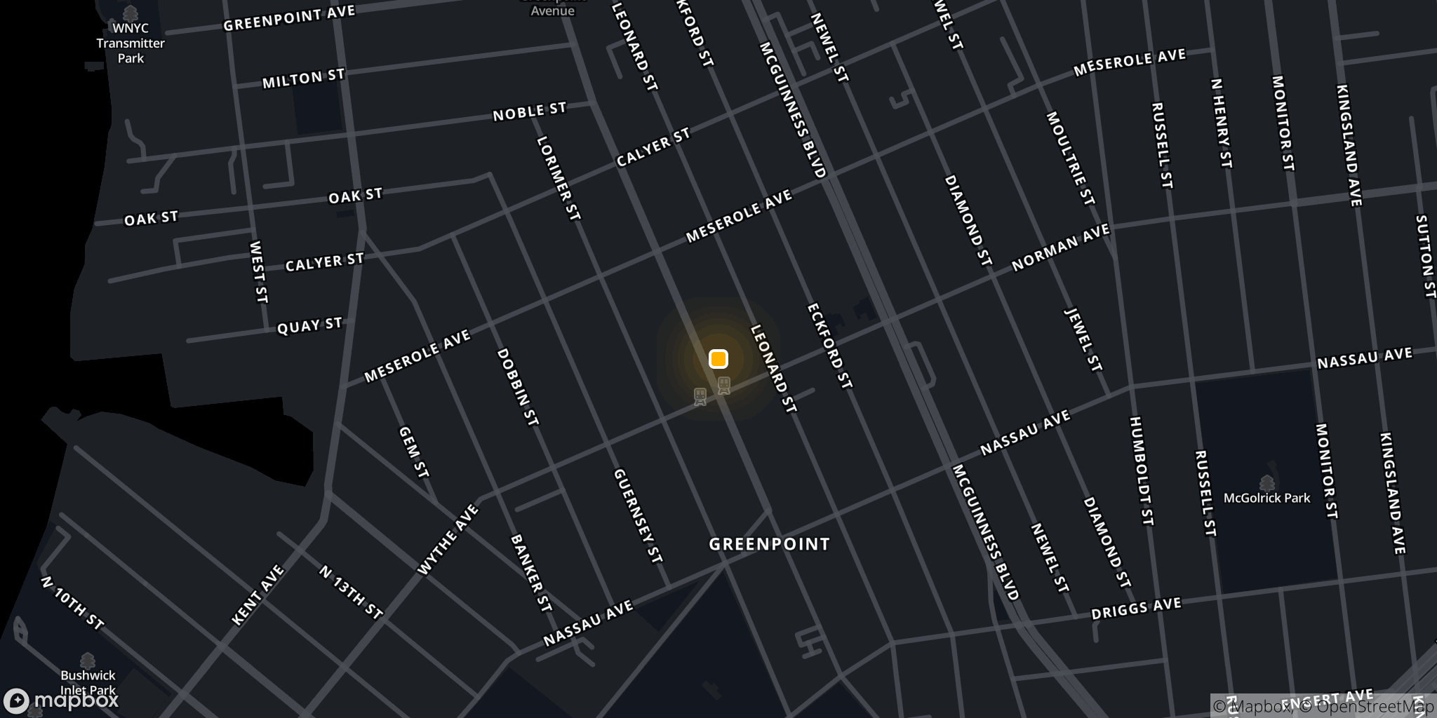 Greenpoint Brooklyn Subway Map.Greenpoint Brooklyn Safety